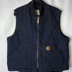 Carhartt workwear vest